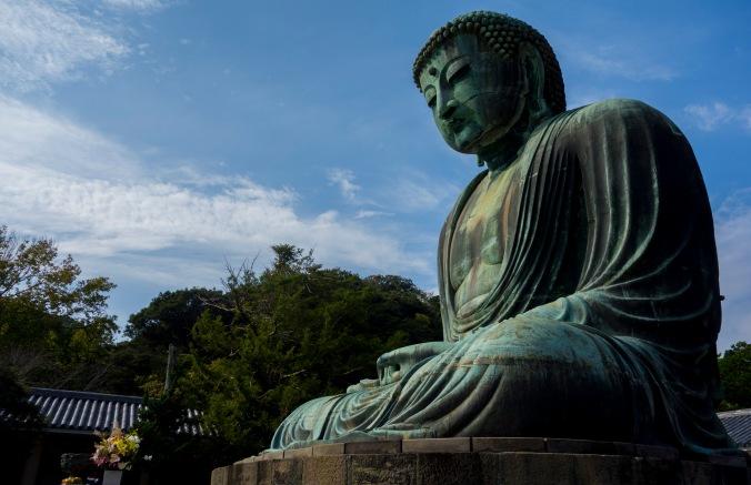 Le grand bouddha