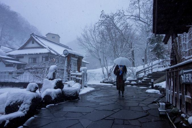 Toujours dans le blizzard !