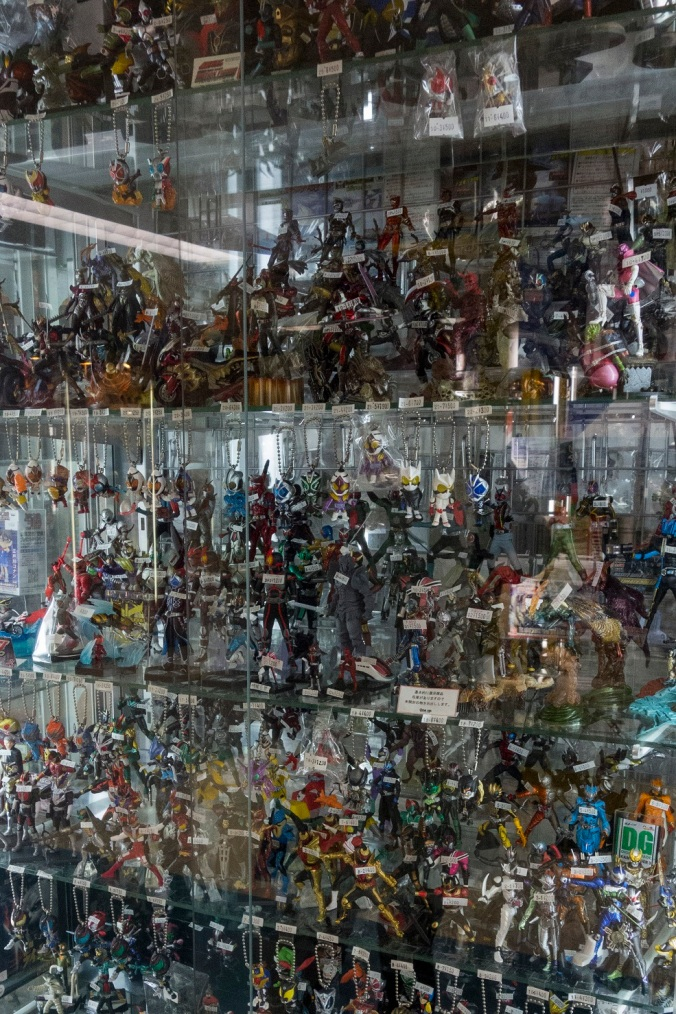 Des milliards de figurines